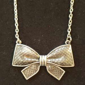 Cute Necklace😎Ribbon Necklace